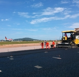 Obras Aeroporto Hercílio Luz – Florianópolis